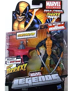 HASBRO MARVEL LEGENDS 2012 SERIES 1 TERRAX SERIES CONSTRICTOR