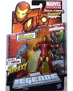 HASBRO MARVEL LEGENDS 2012 SERIES 1 TERRAX SERIES EXTREMIS IRON MAN