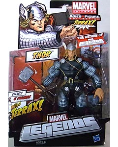 HASBRO MARVEL LEGENDS 2012 SERIES 1 TERRAX SERIES THOR 台紙傷み特価