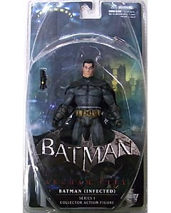 DC DIRECT BATMAN: ARKHAM CITY SERIES 1 BATMAN [INFECTED] ブリスターワレ特価
