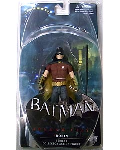 DC DIRECT BATMAN: ARKHAM CITY SERIES 1 ROBIN ワケアリ特価