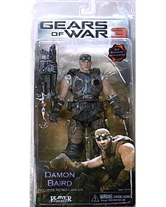 NECA GEARS OF WAR 3 シリーズ2 DAMON BAIRD
