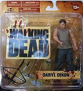 McFARLANE TOYS THE WALKING DEAD TV 5インチアクションフィギュア SERIES 1 DARYL DIXON