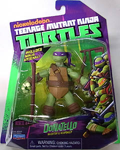 PLAYMATES NICKELODEON TEENAGE MUTANT NINJA TURTLES ベーシックフィギュア DONATELLO