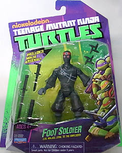PLAYMATES NICKELODEON TEENAGE MUTANT NINJA TURTLES ベーシックフィギュア FOOT SOLDIER