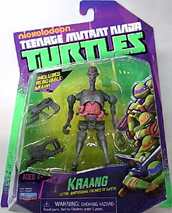 PLAYMATES NICKELODEON TEENAGE MUTANT NINJA TURTLES ベーシックフィギュア KRAANG