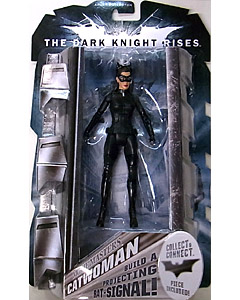 MATTEL 映画版 THE DARK KNIGHT RISES 6インチ MOVIE MASTERS CATWOMAN 台紙傷み特価