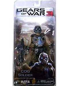 NECA GEARS OF WAR 3 シリーズ3 COG SOLDIER