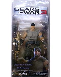 NECA GEARS OF WAR 3 シリーズ3 JOURNEY'S END MARCUS