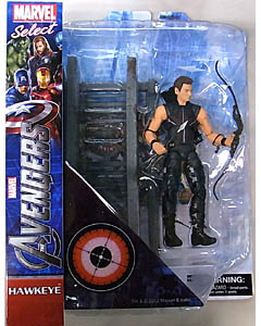 DIAMOND SELECT MARVEL SELECT 映画版 THE AVENGERS HAWKEYE