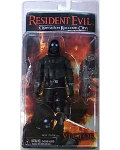 NECA RESIDENT EVIL OPERATION RACCOON CITY VECTOR