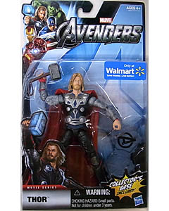 HASBRO 映画版 THE AVENGERS USA WALMART限定 6インチ MOVIE SERIES THOR