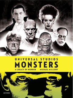 UNIVERSAL STUDIOS MONSTERS: A LEGACY OF HORROR ワケアリ特価