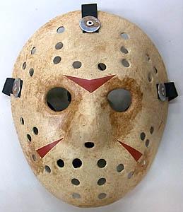 個人ハンドメイド品 フレディ VS ジェイソン版 JASON ホッケーマスク