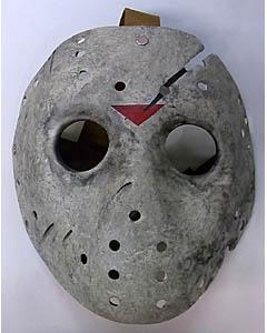 個人ハンドメイド品 13日の金曜日 JASON X版 JASON ホッケーマスク