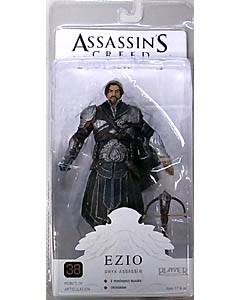 NECA PLAYER SELECT USA TOYSRUS限定 ASSASSIN'S CREED BROTHERHOOD EZIO [ONYX COSTUME UNHOODED] 国内版