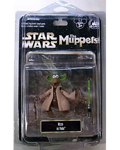 STAR WARS USA ディズニーテーマパーク 2012年 WEEKEND限定 フィギュア THE MUPPETS RIZZO AS YODA