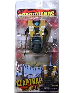 NECA PLAYER SELECT BORDERLANDS CLAPTRAP ブリスター傷み特価