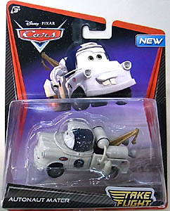 MATTEL CARS TAKE FLIGHT シングル AUTONAUT MATER