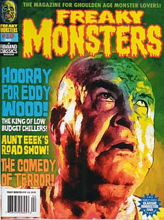 FREAKY MONSTERS #10