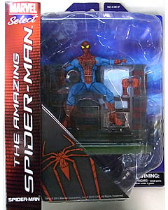 DIAMOND SELECT MARVEL SELECT 映画版 THE AMAZING SPIDER-MAN SPIDER-MAN