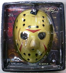 NECA FRIDAY THE 13TH PART III JASON MASK PROP REPLICA