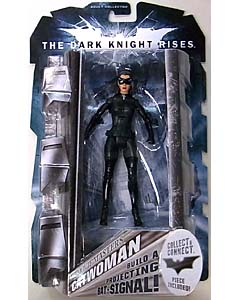 MATTEL 映画版 THE DARK KNIGHT RISES 6インチ MOVIE MASTERS VARIANT CATWOMAN [GOGGLE DOWN]