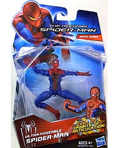 HASBRO 映画版 THE AMAZING SPIDER-MAN 3.75インチ MOVIE SERIES SPIDER-MAN [ULTRA POSEABLE] 台紙傷み特価
