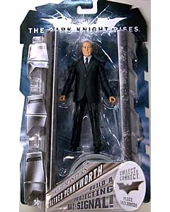 MATTEL 映画版 THE DARK KNIGHT RISES 6インチ MOVIE MASTERS ALFRED PENNYWORTH