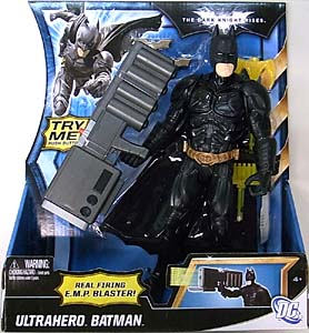 MATTEL 映画版 THE DARK KNIGHT RISES 10インチ ULTRAHERO BATMAN