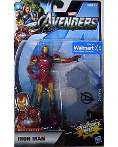 HASBRO 映画版 THE AVENGERS USA WALMART限定 6インチ MOVIE SERIES IRON MAN