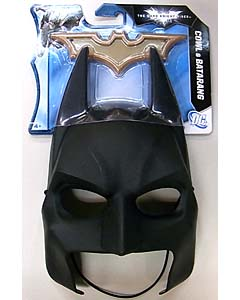 MATTEL 映画版 THE DARK KNIGHT RISES BATMAN COWL & BATARANG