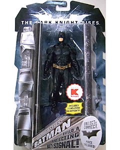 MATTEL 映画版 THE DARK KNIGHT RISES USA Kマート限定 6インチ MOVIE MASTERS BATMAN