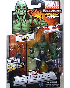 HASBRO MARVEL LEGENDS 2012 SERIES 2 ARNIM ZOLA SERIES MARVEL'S DRAX