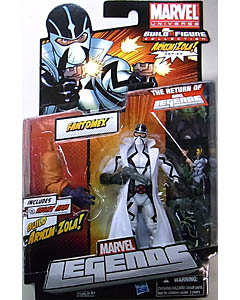 HASBRO MARVEL LEGENDS 2012 SERIES 2 ARNIM ZOLA SERIES FANTOMEX 台紙傷み特価