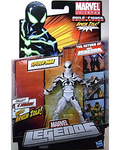 HASBRO MARVEL LEGENDS 2012 SERIES 2 ARNIM ZOLA SERIES VARIANT SPIDER-MAN FUTURE FOUNDATION SPIDER-MAN
