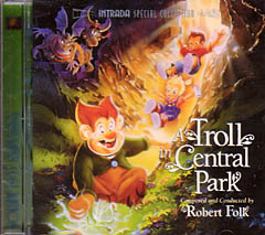 A TROLL IN CENTRAL PARK セントラルパークの妖精