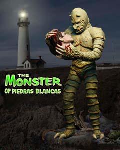 メーカー表記なし パイドラスブランカスの怪物 1/8スケール レジンキャスト キット