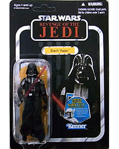 HASBRO STAR WARS 2011 THE VINTAGE COLLECTION DARTH VADER [REVENGE OF THE JEDI]