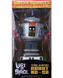 FUNKO WACKY WOBBLER TALKING LOST IN SPACE ROBOT B-9