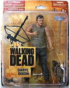 McFARLANE TOYS THE WALKING DEAD TV 5インチアクションフィギュア SERIES 1 DARYL DIXON [WALMART EXCLUSIVE PACKAGE]