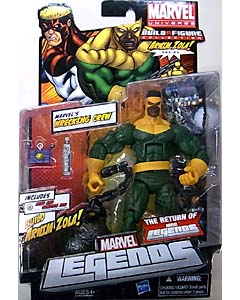 HASBRO MARVEL LEGENDS 2012 SERIES 2 ARNIM ZOLA SERIES MARVEL'S WRECKING CREW THUNDERBALL ブリスター傷み特価