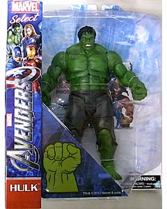 DIAMOND SELECT MARVEL SELECT 映画版 THE AVENGERS HULK