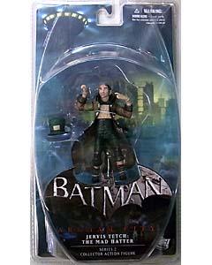 DC DIRECT BATMAN: ARKHAM CITY SERIES 2 JERVIS TETCH: THE MAD HATTER