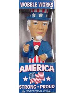 FUNKO WOBBLE WORKS AMERICA STRONG PROUD