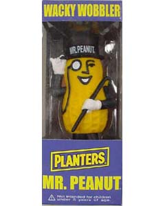FUNKO WACKY WOBBLER MR.PEANUT
