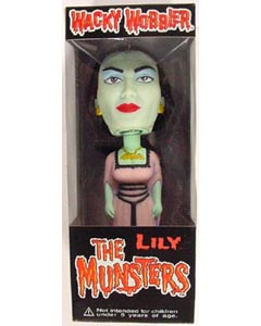FUNKO WACKY WOBBLER THE MUNSTERS LILY