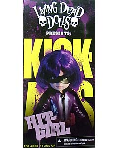 MEZCO LIVING DEAD DOLL KICK-ASS HIT-GIRL
