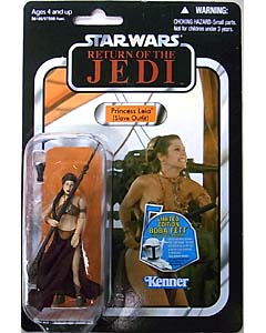 HASBRO STAR WARS 2012 THE VINTAGE COLLECTION PRINCESS LEIA (SLAVE OUTFIT) [RETURN OF THE JEDI]