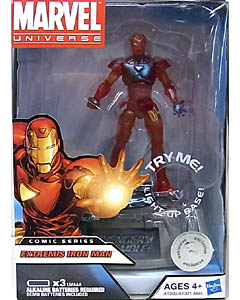 HASBRO MARVEL UNIVERSE USA TOYSRUS限定 LIGHT UP BASE SERIES 2 EXTREMIS IRON MAN